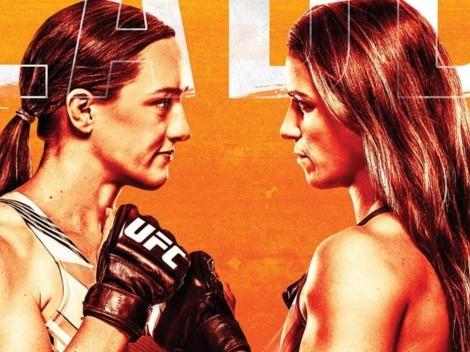 Cómo, cuándo y dónde ver UFC Fight Night: Aspen Ladd vs. Norma Dumont