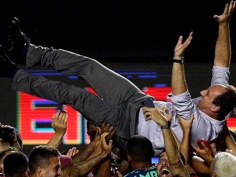Sao Paulo acudió a una leyenda del club para reemplazar a Crespo como entrenador