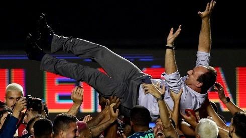 El nuevo entrenador de Sao Paulo.