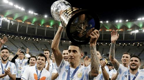 """Ángel Di María: """"Contra Perú va a ser un partido jodido, necesitan conseguir puntos"""""""