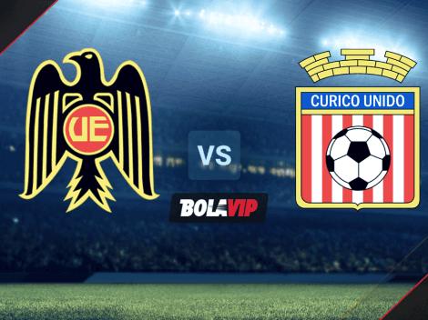 Qué canal transmite Unión Española vs. Curicó Unido por el Campeonato AFP Plan Vital de Chile 2021