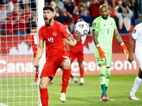 Eliminatorias Concacaf: Canadá arrasó en el complemento y goleó a Panamá