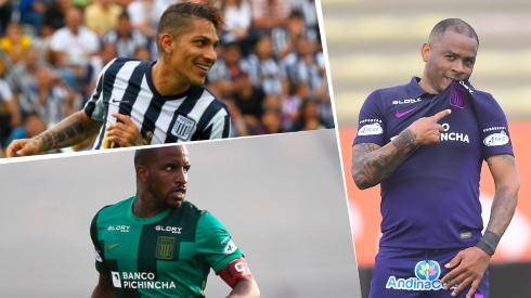 Lo desea como hincha: Wilmer Aguirre sueña jugar junto a Paolo Guerrero y Jefferson Farfán