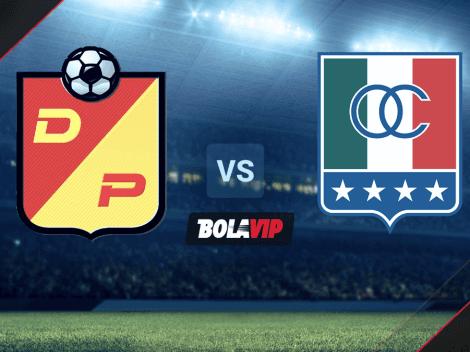 EN VIVO: Deportivo Pereira vs. Once Caldas