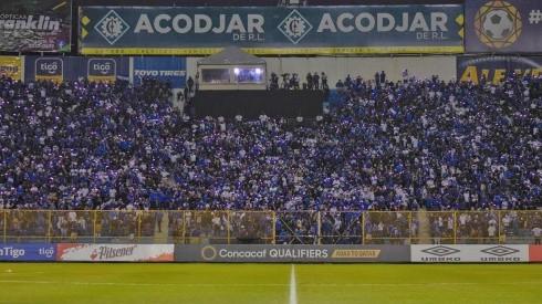 Estadio Cuscatlán, de San Salvador.