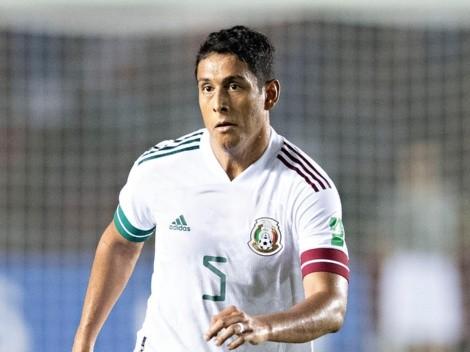 Se preocupa Cruz Azul: Luis Romo se lesionó ante El Salvador
