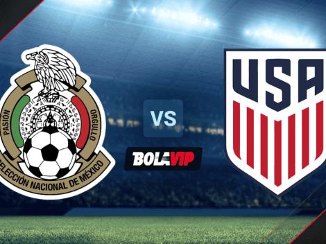 Cuándo vuelve a jugar México vs. Estados Unidos por el Octagonal Final de las Eliminatorias Concacaf: fecha y horario | Jornada 7