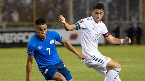 Mexico beat El Salvador 1-0 for Concacaf World Cup Qualifiers