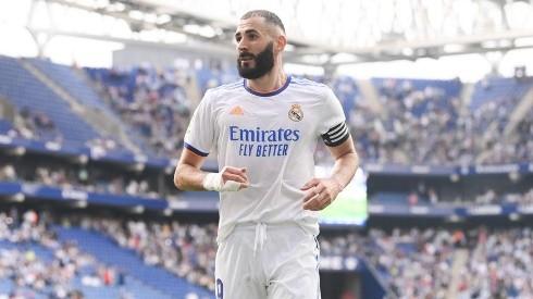 Actual camiseta de Real Madrid.