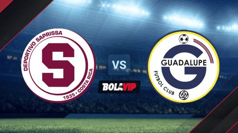 Saprissa vs. Guadalupe EN VIVO por la Liga Promerica