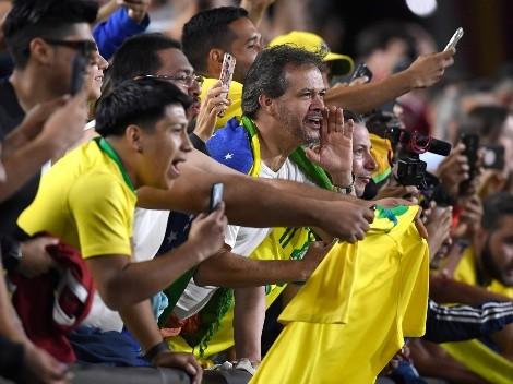Seleção busca vitória para marcar reencontro com a torcida