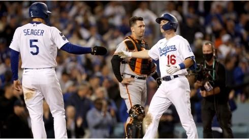 Giants vs Dodgers