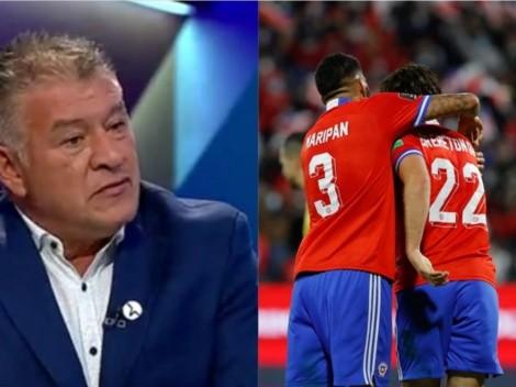 Borghi confía en una posible clasificación si Chile vence a Venezuela