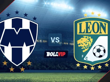 Cuándo juegan Monterrey vs. León   Día, hora y TV para mirar el partido del Torneo Grita México A21 por la Liga MX