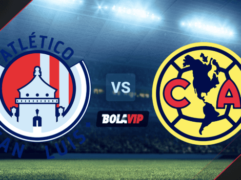 Atlético San Luis vs. América por Liga MX cómo VER HOY | Jornada 13 | Apertura 2021 | Hora y TV