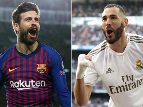 El Barcelona vs Real Madrid más reñido de la historia: Todos los detalles del primer 'Clásico' post Messi y Ramos
