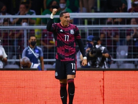 Rogelio Funes Mori, cerca de romper un récord en la Selección mexicana