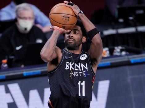 Brooklyn Nets toma radical decisión sobre el contrato de Kyrie Irving