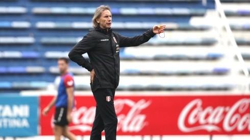 Ricardo Gareca es el entrenador que más ha dirigido a la Selección Peruana.