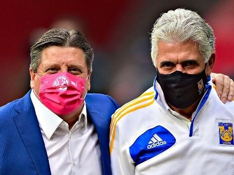 Las diferencias entre Ferretti y Herrera