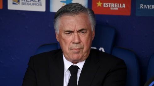 Carlo Ancelotti, Head Coach of Real Madrid