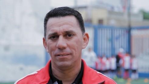 Miguel Rebosio no se ha alejado del mundo del fútbol a pesar de su retiro.
