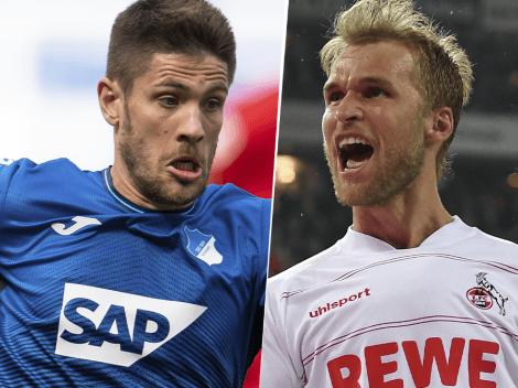 EN VIVO: Hoffenheim vs. Colonia por la Bundesliga