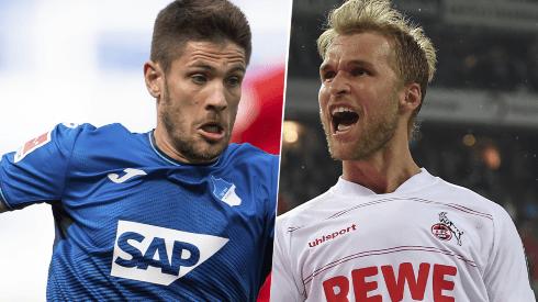 Hoffenheim vs. Colonia por la Bundesliga (Foto: Getty Images).