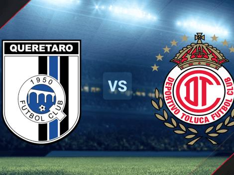 VER EN VIVO Querétaro vs. Toluca por la Liga MX Femenil: Hora y canal de TV
