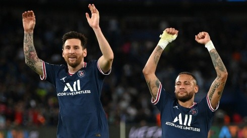 Lionel Messi and Neymar won't play for PSG against Angers.