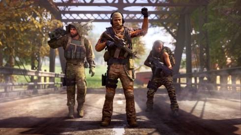 Ubisoft retrasa la beta de su battle royale Ghost Recon Frontline