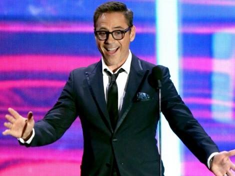 El nuevo proyecto de Robert Downey Jr que lo aleja por completo de Marvel