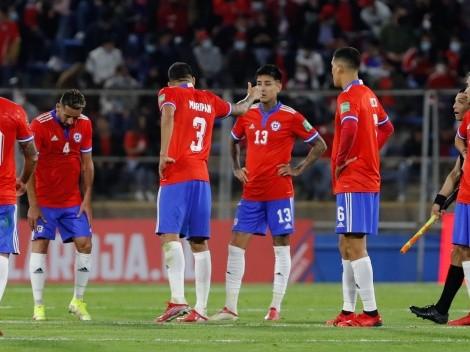 Los futbolistas de La Roja que están a una amarilla de ser suspendidos