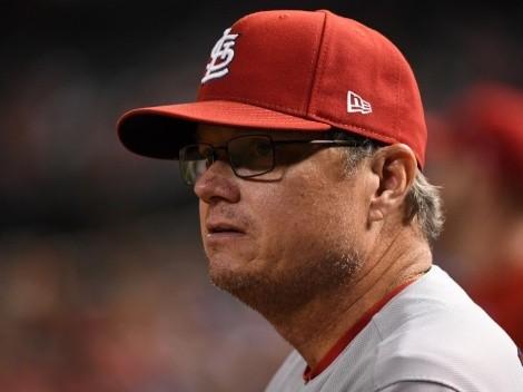 St. Louis Cardinals y la curiosa razón por la que despidieron a su manager