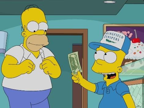 Los Simpson: ofrecen dinero para ver todas las temporadas de la serie