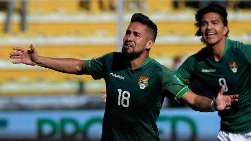 Rodrigo Ramallo put Bolivia in front against Paraguay.
