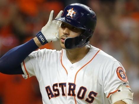 Carlos Correa abre las puertas para una posible llegada a New York Yankees