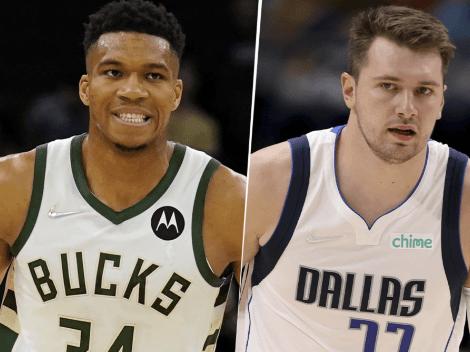 Cómo ver Milwaukee Bucks vs. Dallas Mavericks: Pronóstico, horario, streaming y canal de TV para ver EN DIRECTO ONLINE la Pretemporada de la NBA 2021