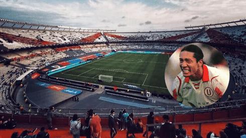 """Carlos 'El Negro' Galván se burló del Estadio Monumental de Argentina: """"No se siente, es muy frío"""""""