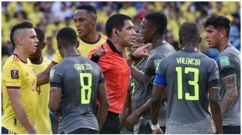 """""""Horroroso, impresentable"""": juez Diego Haro es destrozado por arbitraje del Colombia vs Ecuador"""