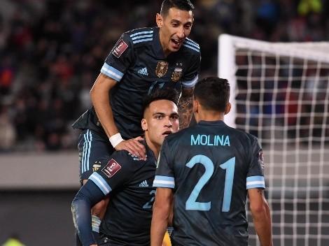 Argentina vence o Peru por 1 a 0, e segue firme na caminhada rumo à Copa do Mundo