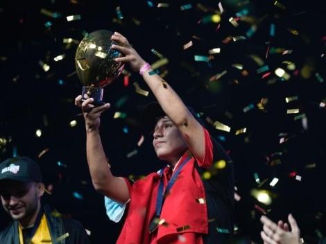Conoce al primer ganador del Balloon World Cup