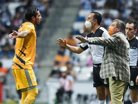 Salcedo desafió al Piojo por la línea de 3 y Herrera lo manda a la banca