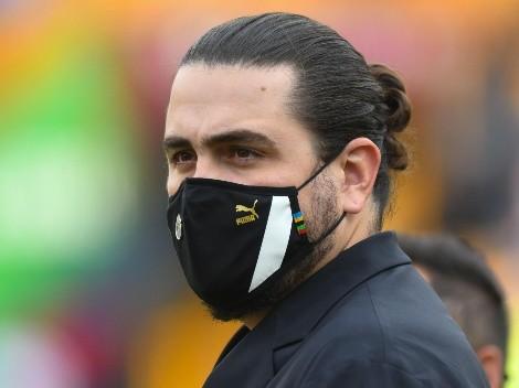 Ángel Reyna estalla contra Amaury Vergara y asegura que le falta amor por el futbol