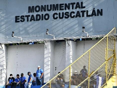 Revelan trampa en el partido de México contra El Salvador