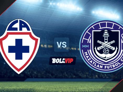 Qué canal transmite Cruz Azul vs. Mazatlán por el Torneo Grita México A21 de la Liga MX Femenil
