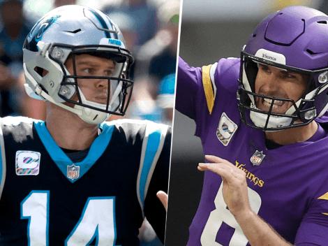 EN VIVO: Carolina Panthers vs Minnesota Vikings | Pronóstico, horario, streaming y canal de TV para ver ONLINE la Semana 6 de la NFL 2021