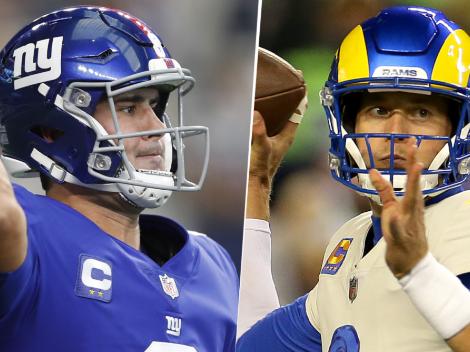 EN VIVO: New York Giants vs Los Angeles Rams   Pronóstico, horario, streaming y canal de TV para ver ONLINE la Semana 6 de la NFL 2021
