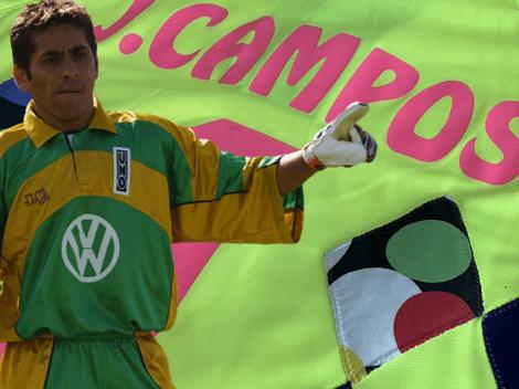 ¿Se siguen vendiendo los jerseys oficiales de Jorge Campos?