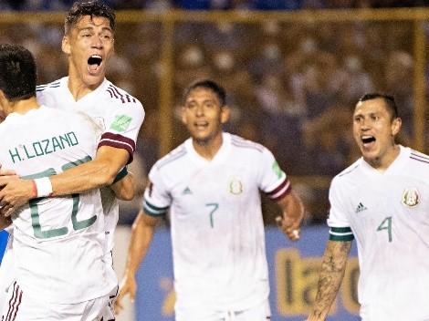 Dos jugadores de México en la alineación ideal de Concacaf